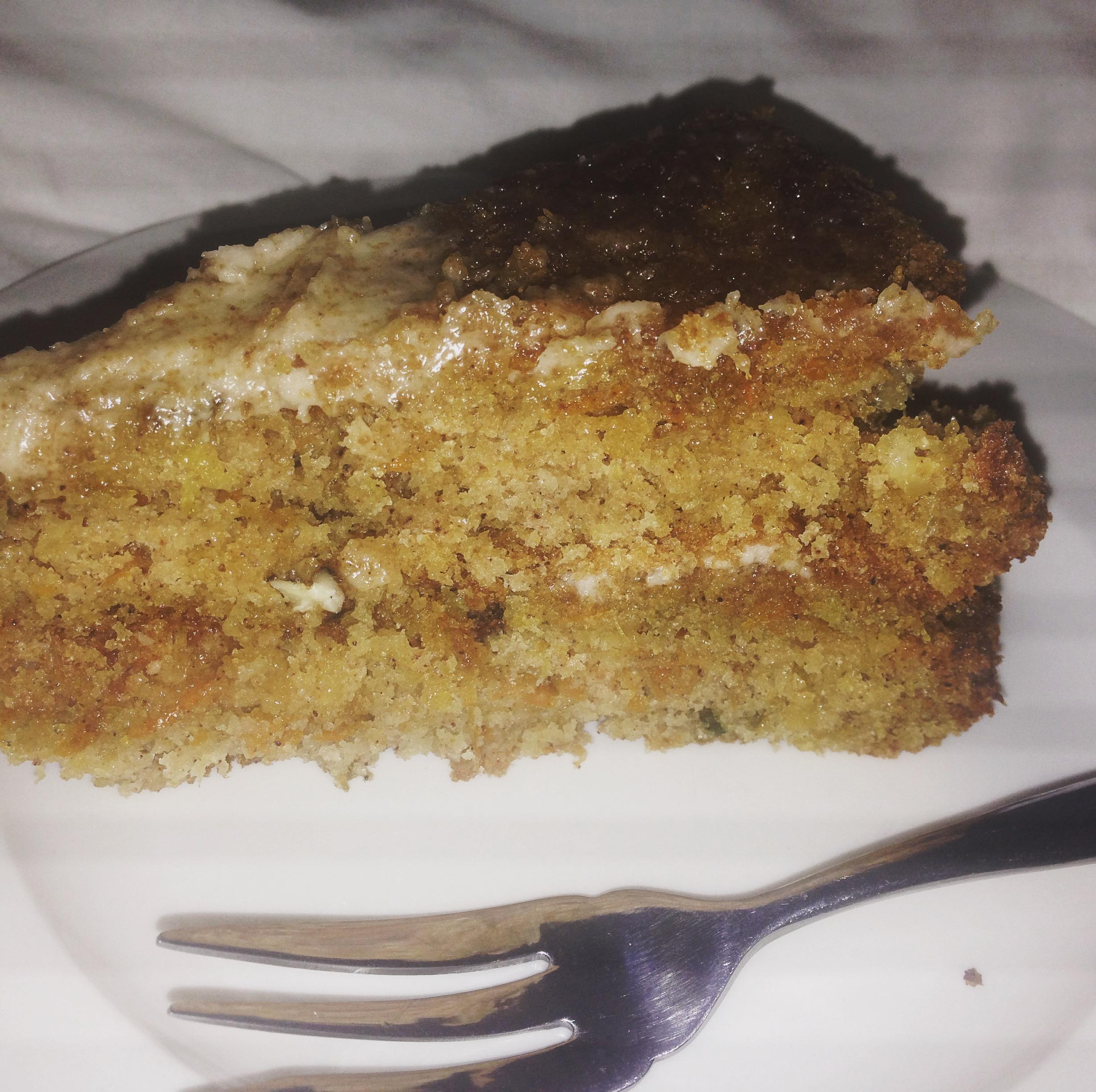 Reversing Autoimmune's Paleo Carrot Cake